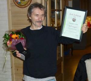 Årets Avløysar i Oppland, Kjell Vangen tilsett i Valdres Landbrukstjenester